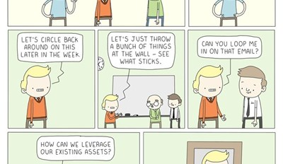 Work Related Web Comics to Help You Make It Through Monday