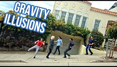 Tilting the Streets of San Francisco