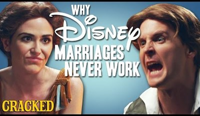 Nothing Attacks Your Sense of Childhood Comfort Like a Poisonous Disney Marriage