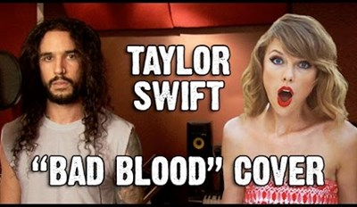 Here's Taylor Swift's Bad Blood in 20 Different Styles
