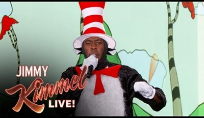 Watch Tyler, The Creator Rap Dr. Seuss While Dressed as The Cat In The Hat