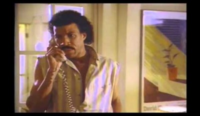 Lionel Richie Would Like to Say Hello But With no Music