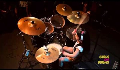 Pump Up Your Morning With This Amazing 5-Year-Old Drumming to System of a Down