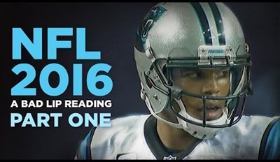 Forget How Your Team's Season Ended and Watch 2016's NFL Bad Lip Reading