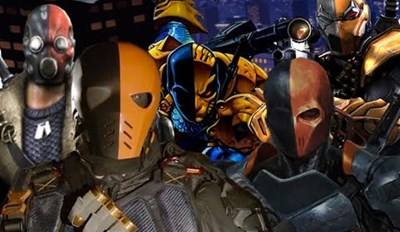 The Different Versions of Deathstroke