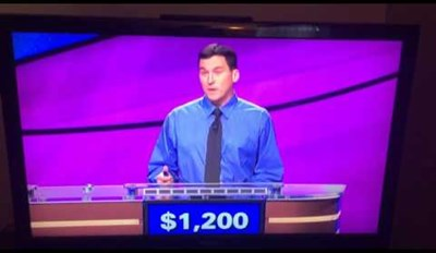 Guess Who Destroyed a Sports Category in Jeopardy? This Guy