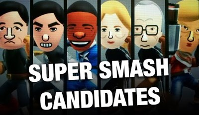 Smash Bros Predicts the Next US President