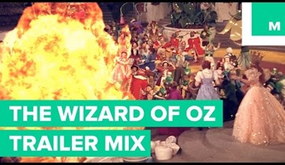 What If the Wizard of Oz Was Directed by Michael Bay?
