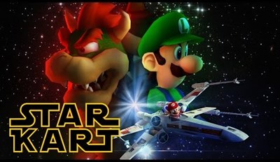 Star Wars Meets Mario Kart is What Podracing Should Have Been