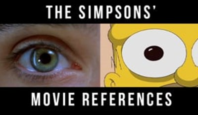 27 Films Paid Tribute to by the Simpsons