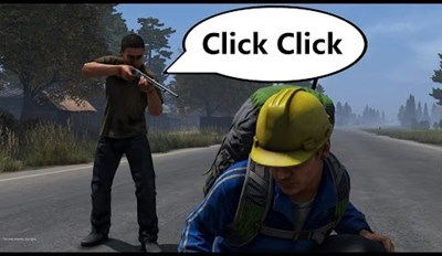 A DayZ Player Decided to Test the Morality of His Peers by Giving Them a Jammed Gun
