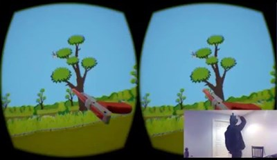 VR Duck Hunt, Nuff Said