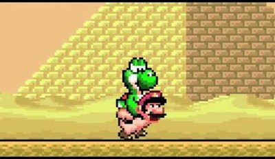 Watch Yoshi Get Revenge by Switching Places With Mario