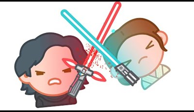 Disney Remade Star Wars: The Force Awakens in Emojis