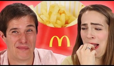 French People Try American French Fries... or Should We Say Freedom Fries?