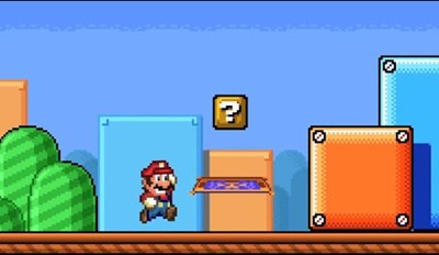 Video Game Characters Are in Trouble When Their Power-Ups Get Mixed Up