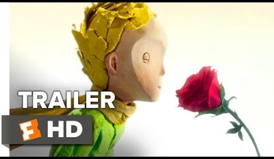 The First Trailer for the Little Prince Is Here and We Can't Stop Smiling Like Gleeful Idiots