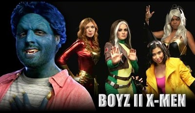 X-Men Characters Find a Reason to Love Again in This Boyz II Men Song Parody