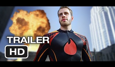 Tinder Practically Swipes Humanity 'Right' off the Face of the Earth in the First Trailer for Tinder: The Superhero Movie