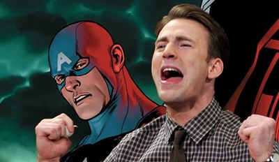 Chris Evans Reacts to Captain America Hydra Twist, and Sets the Internet Ablaze with Some Golden Reactions