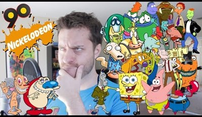 """Only A """"True 90s Kid"""" Will Appreciate the Pandering Nostalgia of This Guy's Cartoon Impressions"""