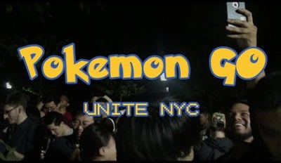 This Heartwarming Video Perfectly Captures Pokémon GO!'s Ability to Bring People Together