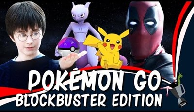 Brilliant Mash-Up Makes Pokémon GO! Pop up in All Your Favorite Movies