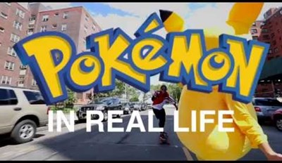 This Guy Plays Pokémon GO! In Real Life on a Skateboard, and Ash Ketchum Would Be Jelly