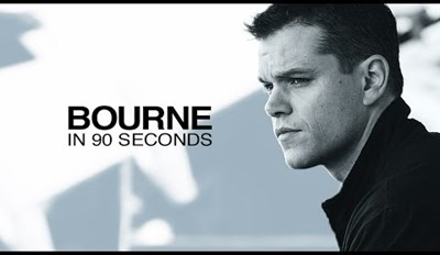 "Matt Damon Brilliantly Recaps The ""Bourne"" Series In 90 Seconds"