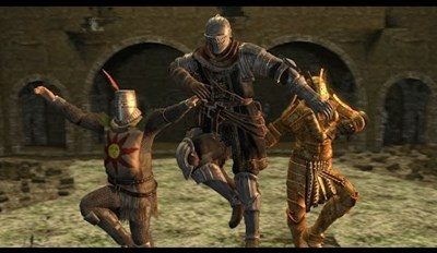 Dark Souls is Better With Friends!