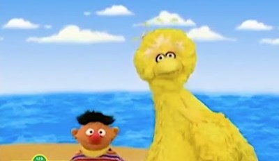"Enjoy This Video of Sesame Street Muppets Lip Syncing ""Summertime"""