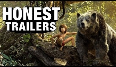 Settle Down Mancubs and Watch the Honest Trailer for the Live Action Jungle Book