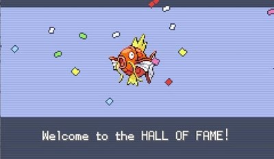 Shake off That Case of the Mondays by Watching This Legend Beat the Elite Four Using Nothing but a Magikarp