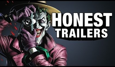 Honest Trailers Takes On Batman: The Killing Joke