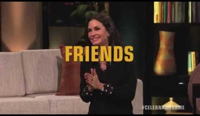 Courteney Cox and Lisa Kudrow Show-Off With Some Rapid-Fire 'Friends' Trivia