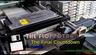 The Final Countdown Sounds Even More Retro When Played on Old Computer Equipment