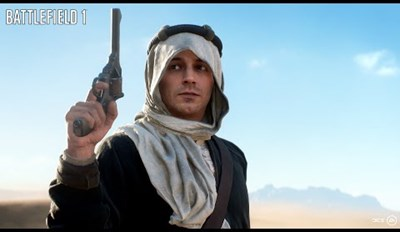 Newest Battlefield 1 Trailer Hypes up the Game's Campaign