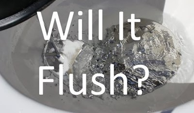 A Man Flushes 240 Lbs of Mercury Down a Toilet Because... Reasons?