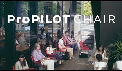 WIN of the Day: Lazy People No Longer Have to Stand in Line Thanks to the Nissan ProPILOT Chair