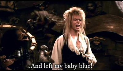 "Babe of the Day: ""Labyrinth"" Baby is Real-Life Goblin King, 30 Years Later"