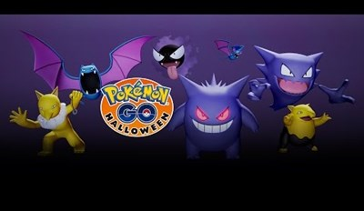 Pokémon GO Puts on Special Halloween Event That Allows Players to Earn Double the Amount of Candy