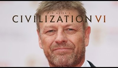 Sean Bean is the Tech Narrator for Civilization VI, and It's Simply Wonderful