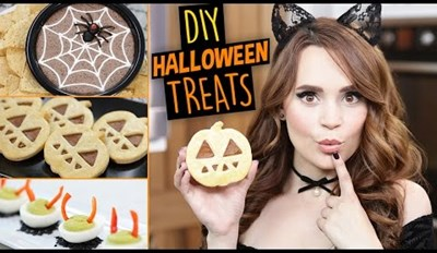 If You Love Halloween Treats More Than Candy, These Deliciously Spoopy Recipes are For You