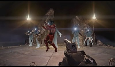 Destiny Players Pay Tribute to Michael Jackson In This Ridiculous Dance Video
