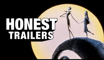 Celebrate Hot Topi- I Mean, Halloween, With the Honest Trailer for the Nightmare Before Christmas