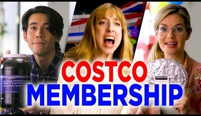 Do You Ever Feel Like People Are Just Using You for Your Costco Card?
