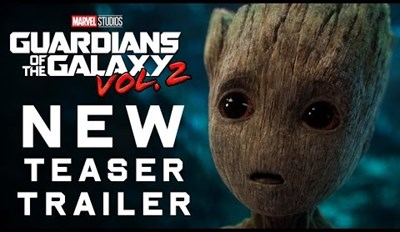 The Guardians of the Galaxy Volume 2 Trailer is Here, and It's Incredible