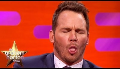 Tip Of the Day: Chris Pratt Used to Eat His Diners' Leftovers as a Young Waiter