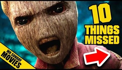 Video Covers All the Little References and Easter Eggs You Might've Missed in New Guardians of the Galaxy Vol. 2 Trailer