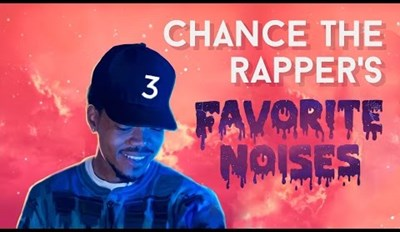 The Best Part About This Video Is Learning How to Spell Chance the Rapper's Favorite Noises